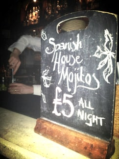 Spanish House London Spanish conversation evenings