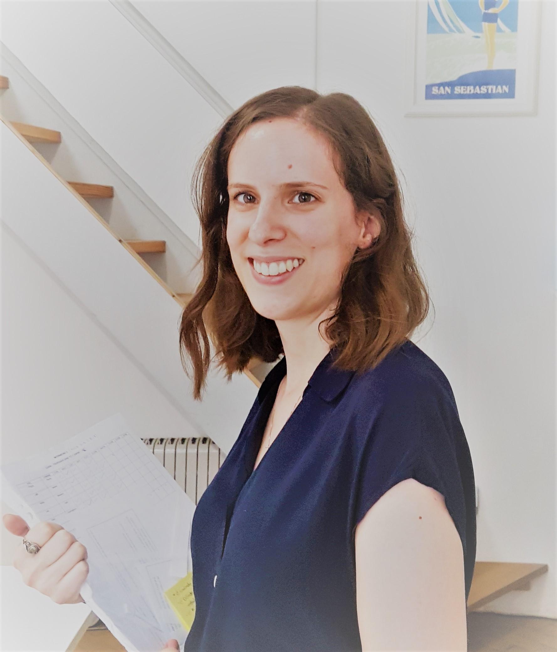 Spanish teacher Clara