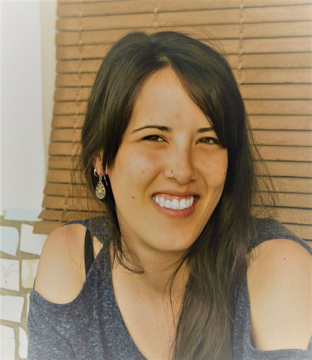 Spanish teacher Eva