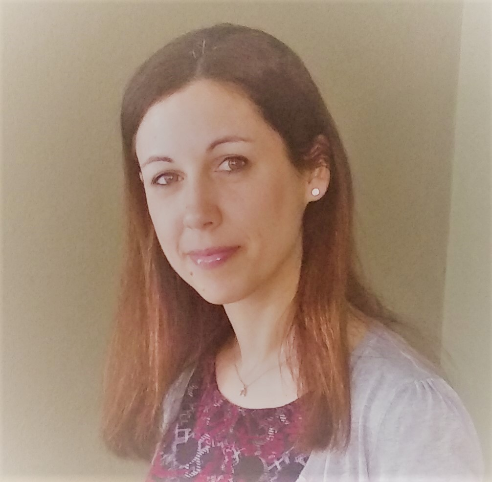Spanish teacher Virginia