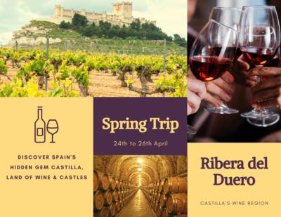 Brochure Trip Ribera del Duero