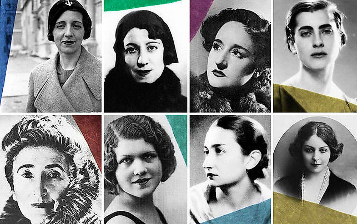 Escritoras españolas Generación del 27